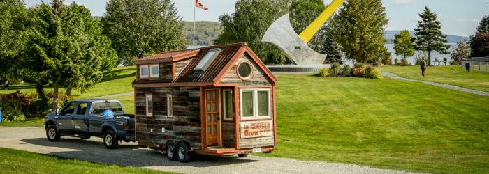Ce que les Tiny houses peuvent nous enseigner