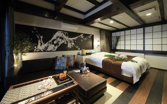【最大18時間】最上階・露天風呂付きVIPルームで贅沢お泊り女子会プラン
