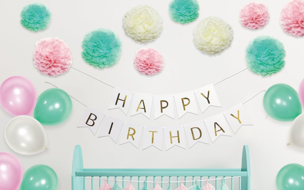 みんなで誕生日をお祝いしよう♪