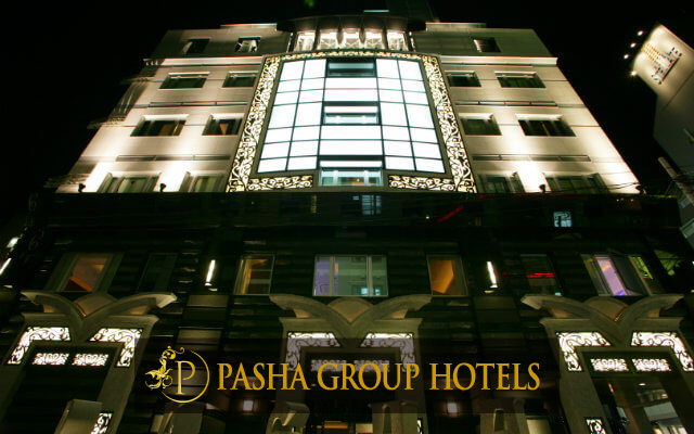 HOTEL PASHA【JHTグループ】(パシャ)