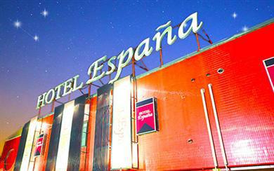 HOTEL Espana(イスパニア)