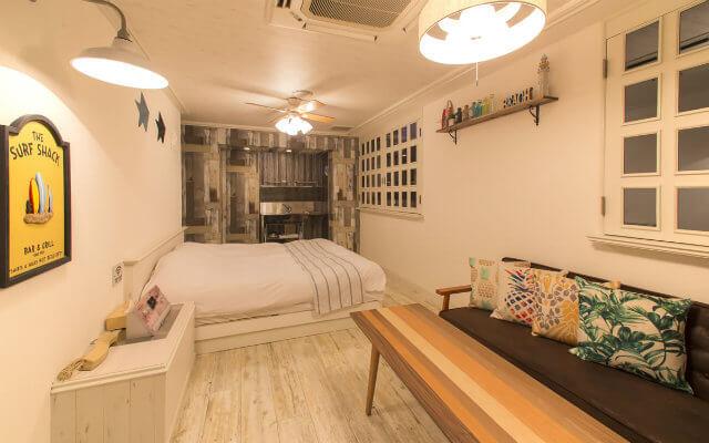 【JOYSOUNDカラオケ&キッチン付き】豪華設備付きルームで贅沢女子会プラン