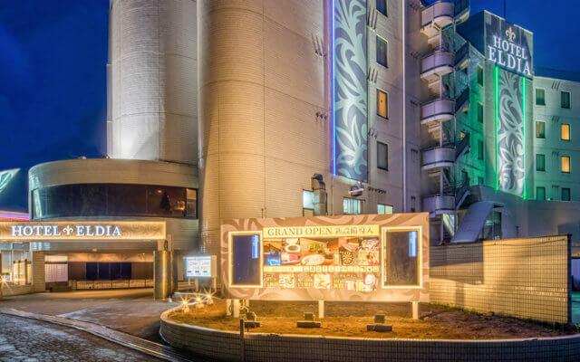 HOTEL ELDIA 山梨店(エルディア 山梨店)