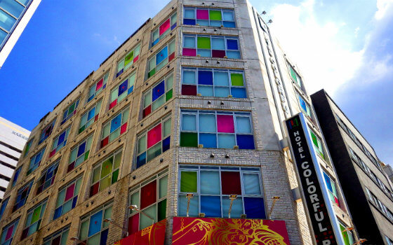 HOTEL COLORFUL P&A 新宿(カラフルP&A新宿)