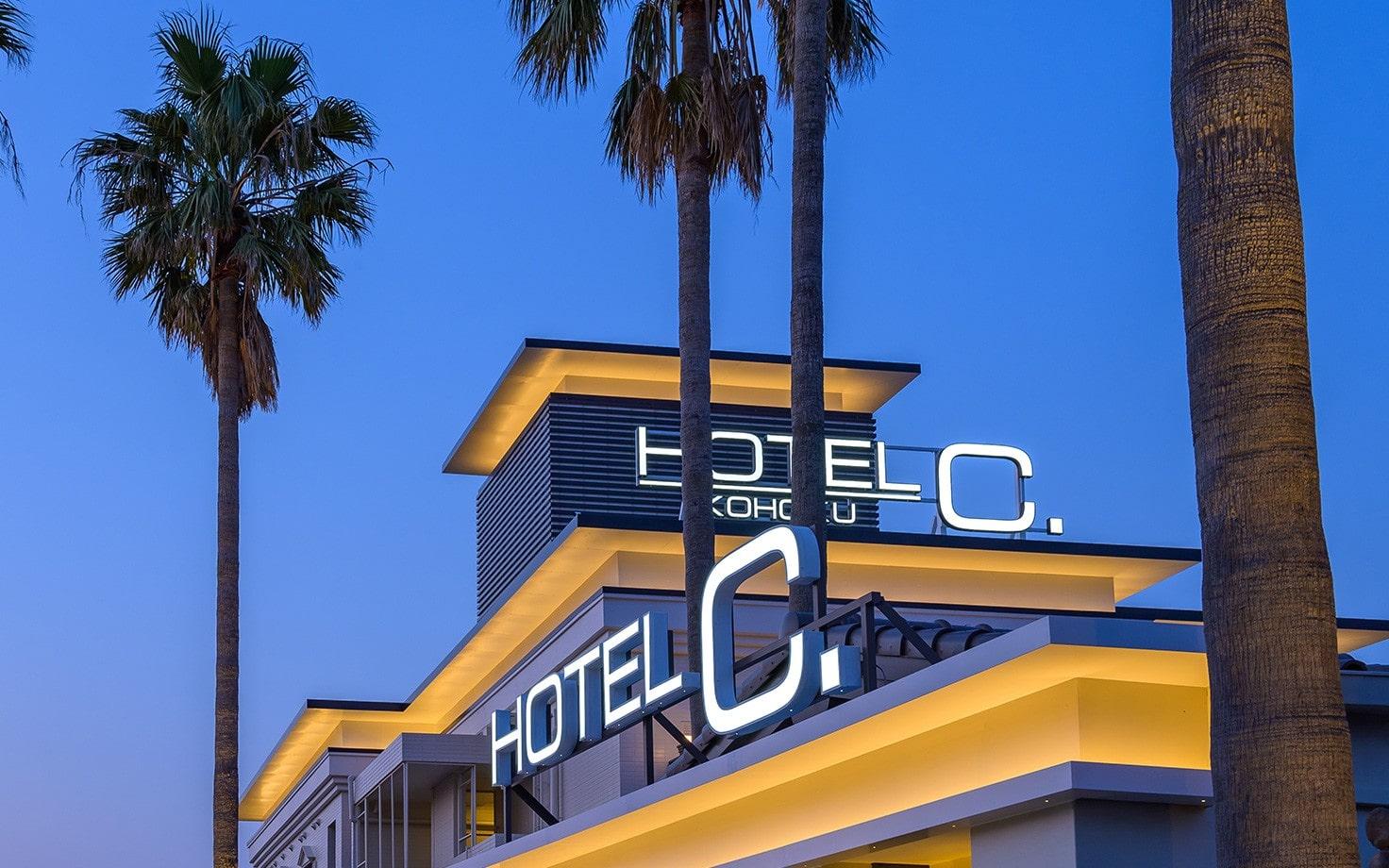 HOTEL C.港北(シードット港北)