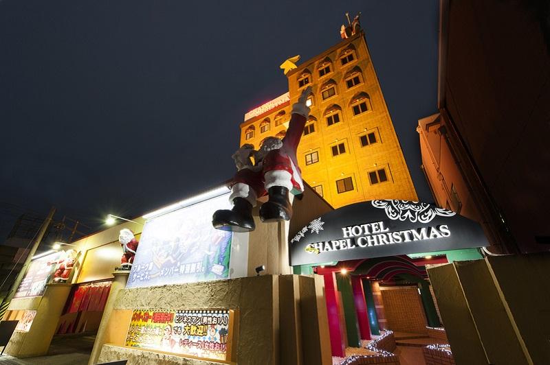 四日市HOTEL BLANC CHAPEL CHRISTMAS(四日市ブランチャペルクリスマス)