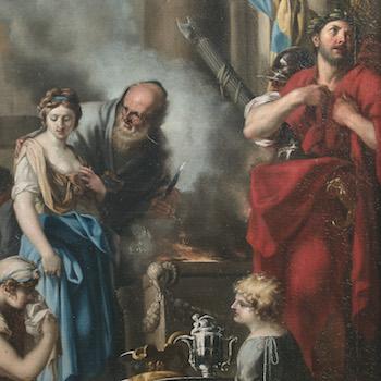 Tableaux anciens et du XIXe