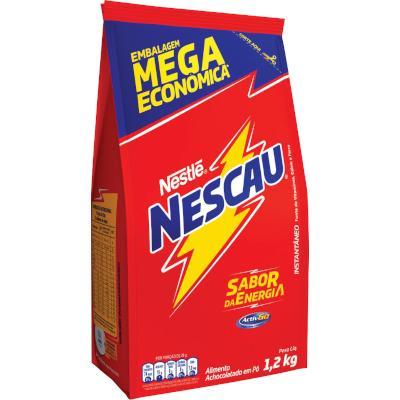 Achocolatado em Pó 1,2kg Nescau 2.0 pacote PCT