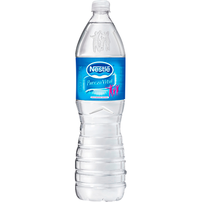 Água mineral natural 1,5Litros Nestlé/Pureza Vital pet UN
