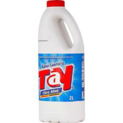 Água sanitária  2Litros Tay frasco FR