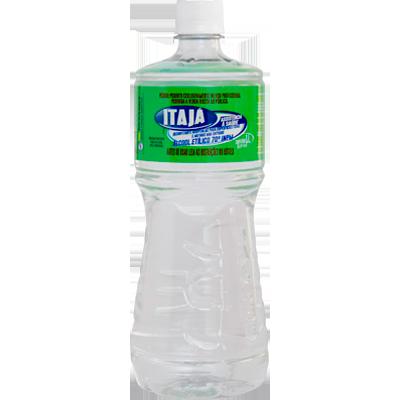 Álcool líquido antisséptico 70° 1Litro Itajá frasco FR
