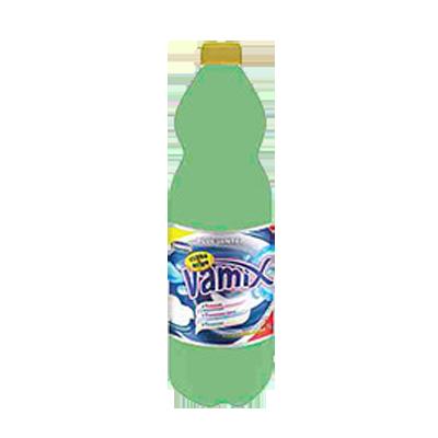 Alvejante cloro ativo perfumado 1Litro Ecoville/Vamix frasco FR
