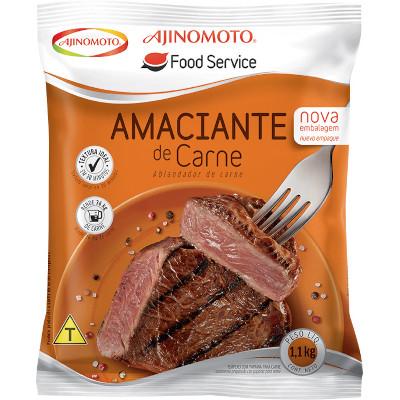 Amaciante de Carnes  1kg Ajinomoto pacote PCT
