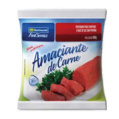 Amaciante de Carnes pacote 500g Nutrimental PCT