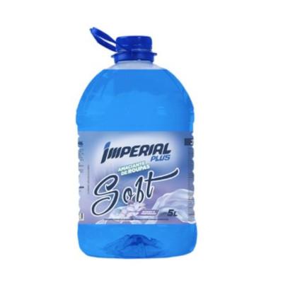 Amaciante de roupas soft galao 5Litros Imperial Plus GL