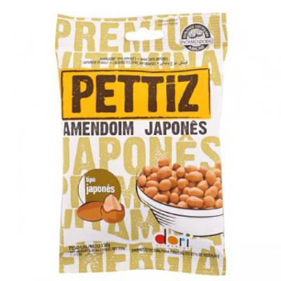 Amendoim japonês 150g Dori/Pettiz pacote PCT