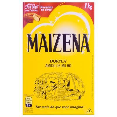 Amido de Milho  1kg Maizena caixa CX