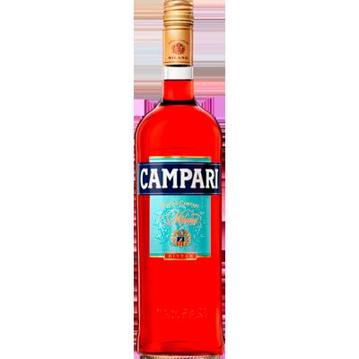 Aperitivo Campari de 900ml a 1Litro Campari garrafa UN