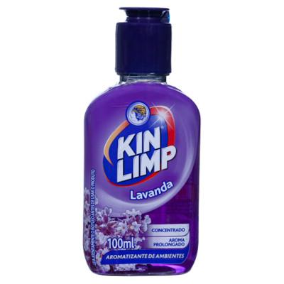 Aromatizante de ambientes lavanda frasco 100ml King Limp FR