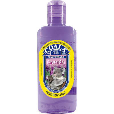 Aromatizante de ambientes lavanda 120ml Coala frasco FR