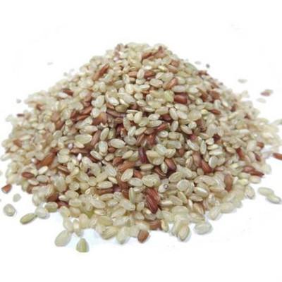 Arroz integral cateto com grãos vermelhos por Kg Empório Gênova a granel KG