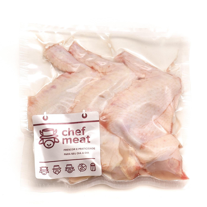 Asa de Frango resfriada por Kg Chef Meat KG