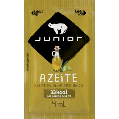 Azeite de Oliva  unidades de 4 a 8 ml Junior em sachês UN