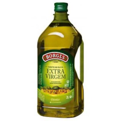 Azeite de Oliva extra virgem 2Litros Borges galão GL