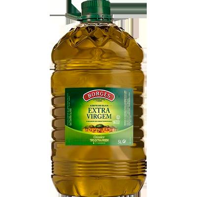 Azeite de Oliva extra virgem 5Litros Borges galão GL