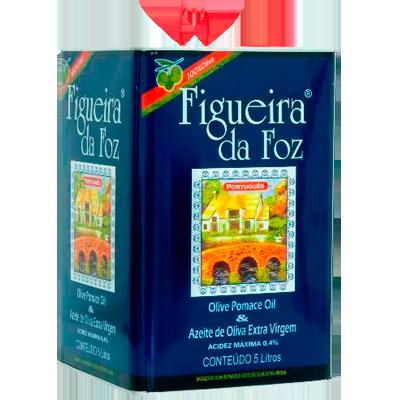 Azeite de Oliva tradicional 5Litros Figueira da Foz galão GL