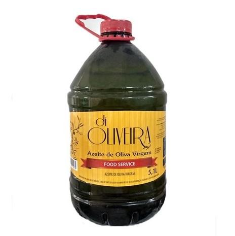 Azeite de Oliva virgem 5,1Litros Di Oliveira galão GL