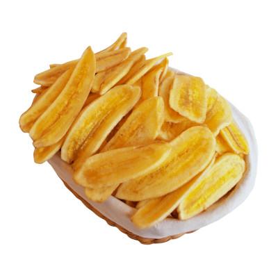 Banana Chips doce pacote 250g Empório Gênova PCT