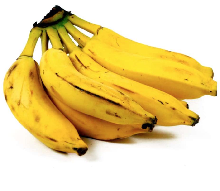 Banana da terra por kg Dois Cunhados  KG