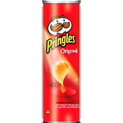 Batata Chips Original lata 121g Pringles UN