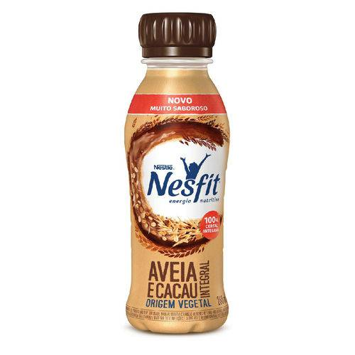 Bebida láctea de aveia e cacau 260ml Nesfit  UN