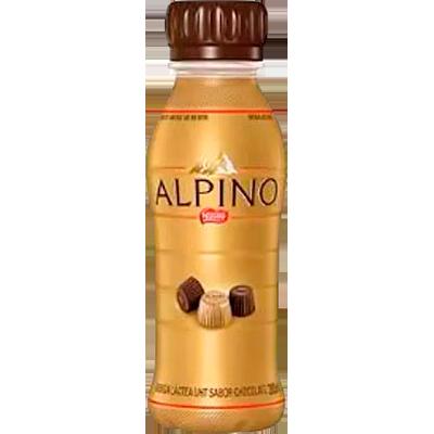 Bebida láctea fast 280ml Nestlé/Alpino pet UN