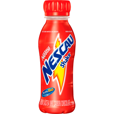 Bebida láctea shake 270ml Nescau pet UN