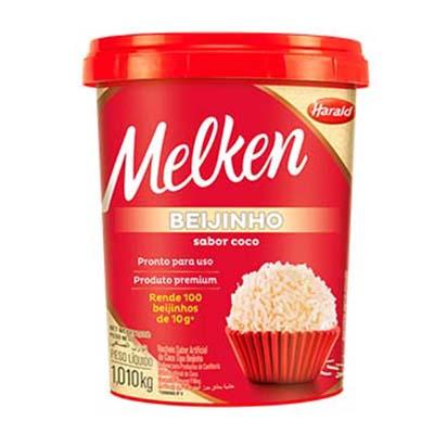 Beijinho pronto para consumo 1,01kg Harald/Melken pote POTE