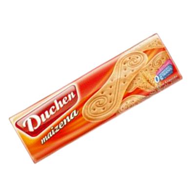 Biscoito doce sabor maizena pacote 200g Duchen PCT
