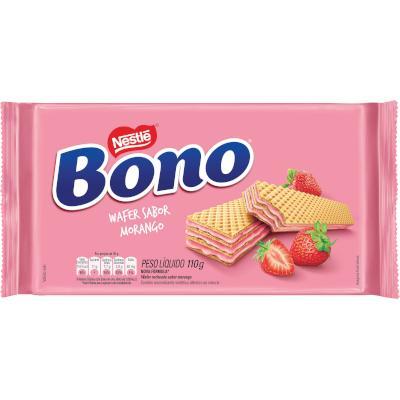 Biscoito Wafer sabor Sensação 110g Nestlé/Bono pacote PCT