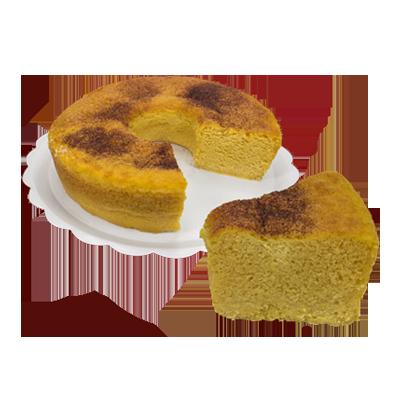 Bolo sabor curau com fubá 1,5kg Empório das tortas UN