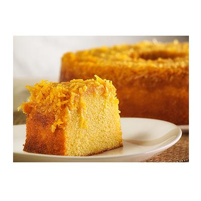 Bolo sabor quebra queixo 1,5kg Empório das tortas  UN