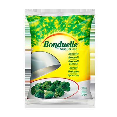 Brócolis congelado por Kg Bonduelle pacote KG