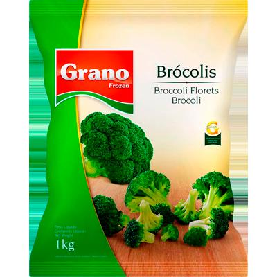 Brócolis congelado por kg Grano pacote KG