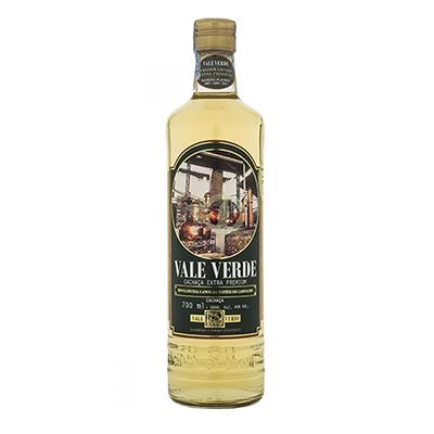 Cachaça Extra Premium 700ml Vale Verde garrafa UN