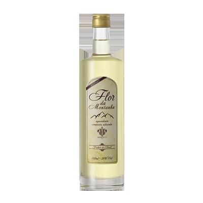 Cachaça Ouro garrafa 700ml Flor da Montanha UN
