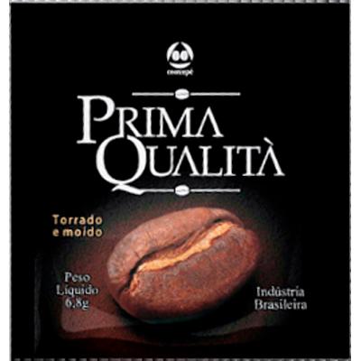 Café solúvel unidades de 6,8g Prima Qualitá em sachês UN