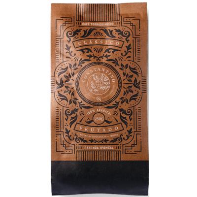 Café torrado e moído gourmet (em pó) 250g Constantino almofada UN