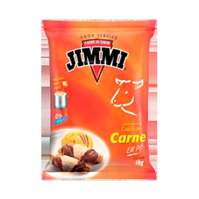 Caldo de Carne pacote por Kg Jimmi KG