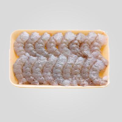 Camarão cinza limpo congelado por Kg (80 a 100 unidades/kg) Beira Sul KG